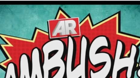 Marvel AR: AR Ambush Chris Bachalo Part 1