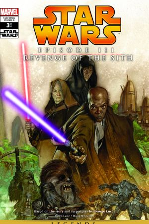 Star Wars: Episode Iii - Revenge Of The Sith #3