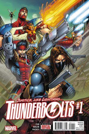Thunderbolts (2016 - Present)