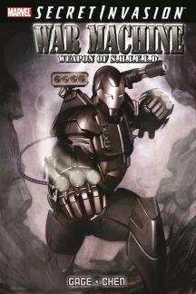 Secret Invasion: War Machine (Trade Paperback)