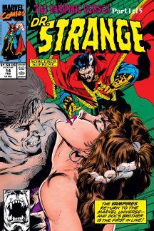 Doctor Strange, Sorcerer Supreme (1988) #14