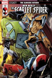 Ben Reilly: Scarlet Spider #12