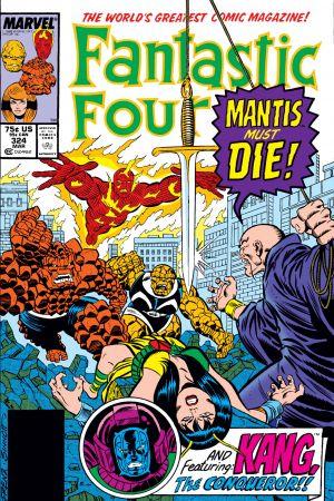 Fantastic Four #324