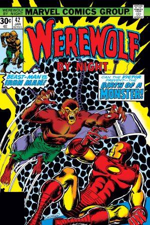 Werewolf By Night #42