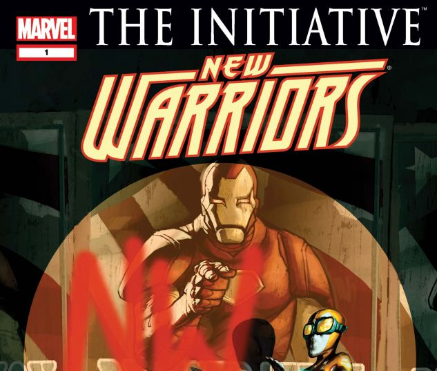 New Warriors (2007) #1
