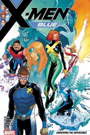 X-Men Blue Vol. 5: Surviving the Experience (Trade Paperback)