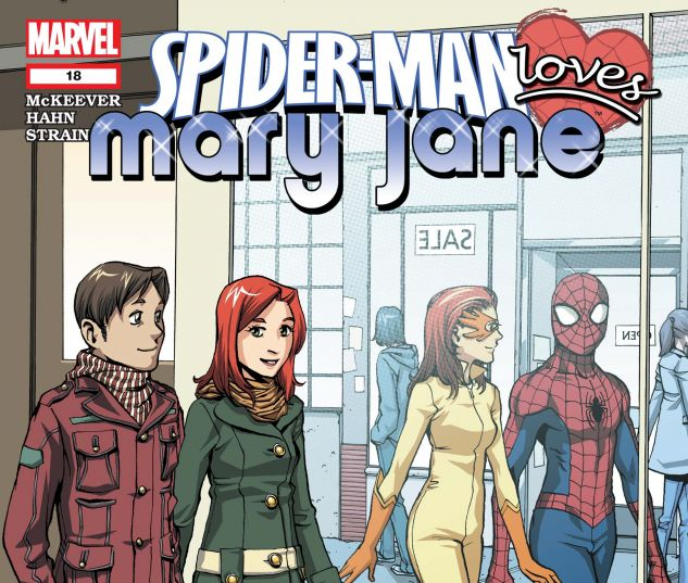 SPIDER-MAN LOVES MARY JANE (2005) #18