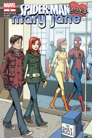 Spider-Man Loves Mary Jane #18