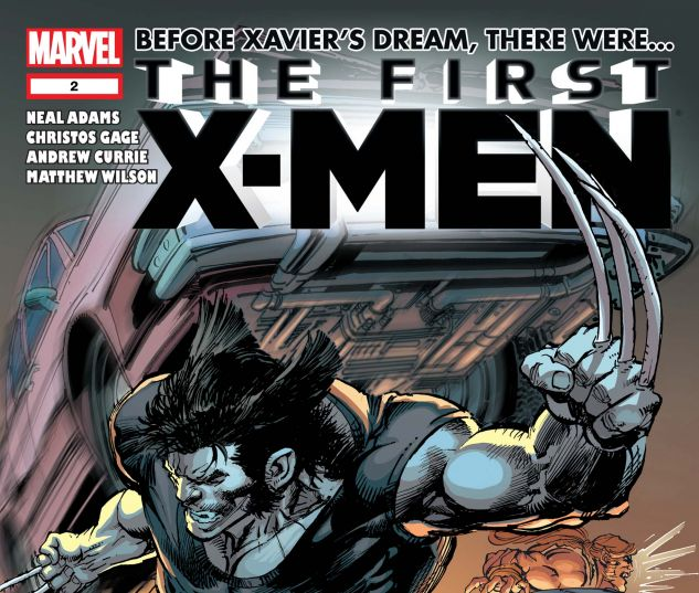 FIRST X-MEN (2011) #2