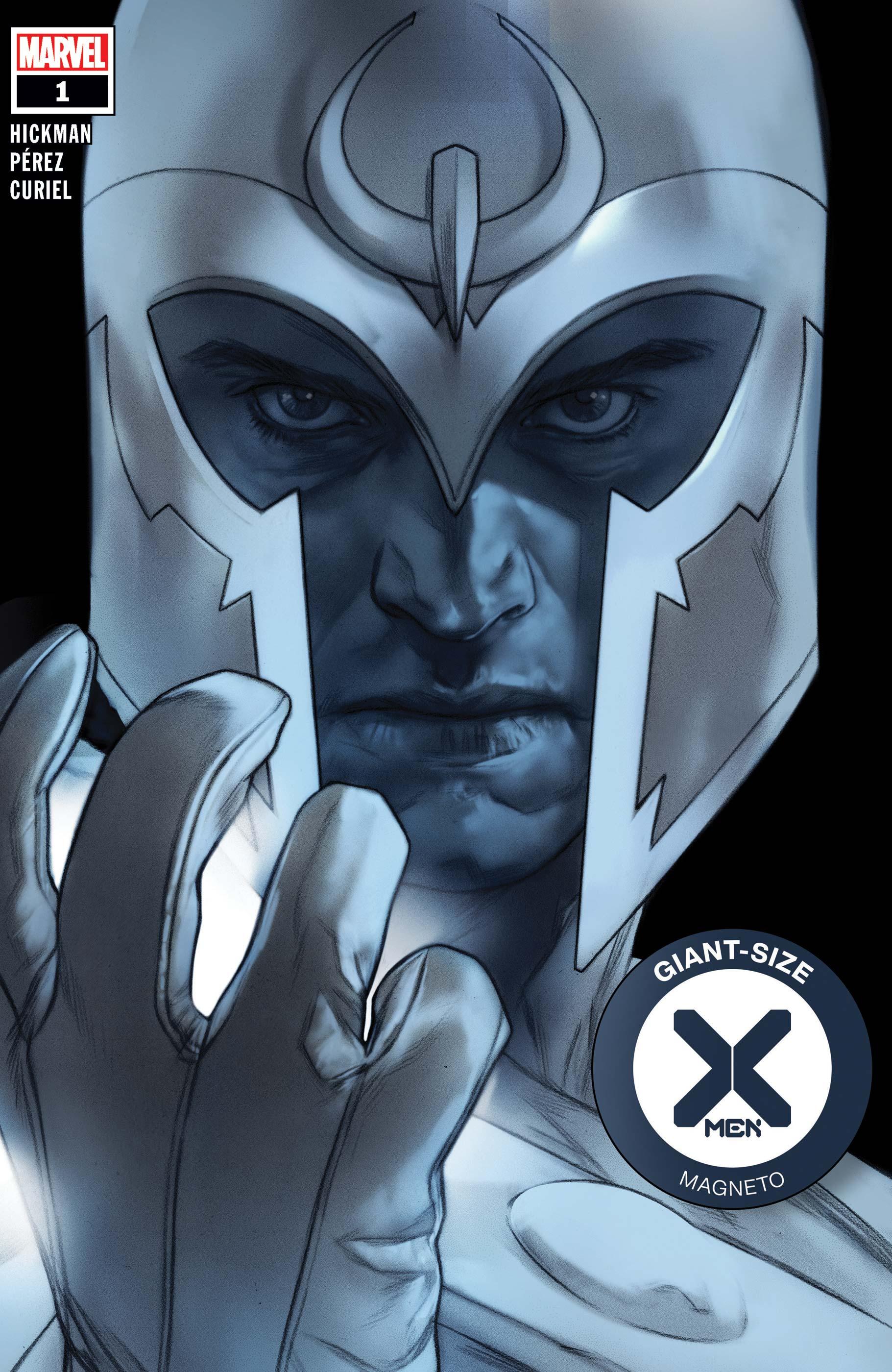 Giant-Size X-Men: Magneto (2020) #1 (Variant)