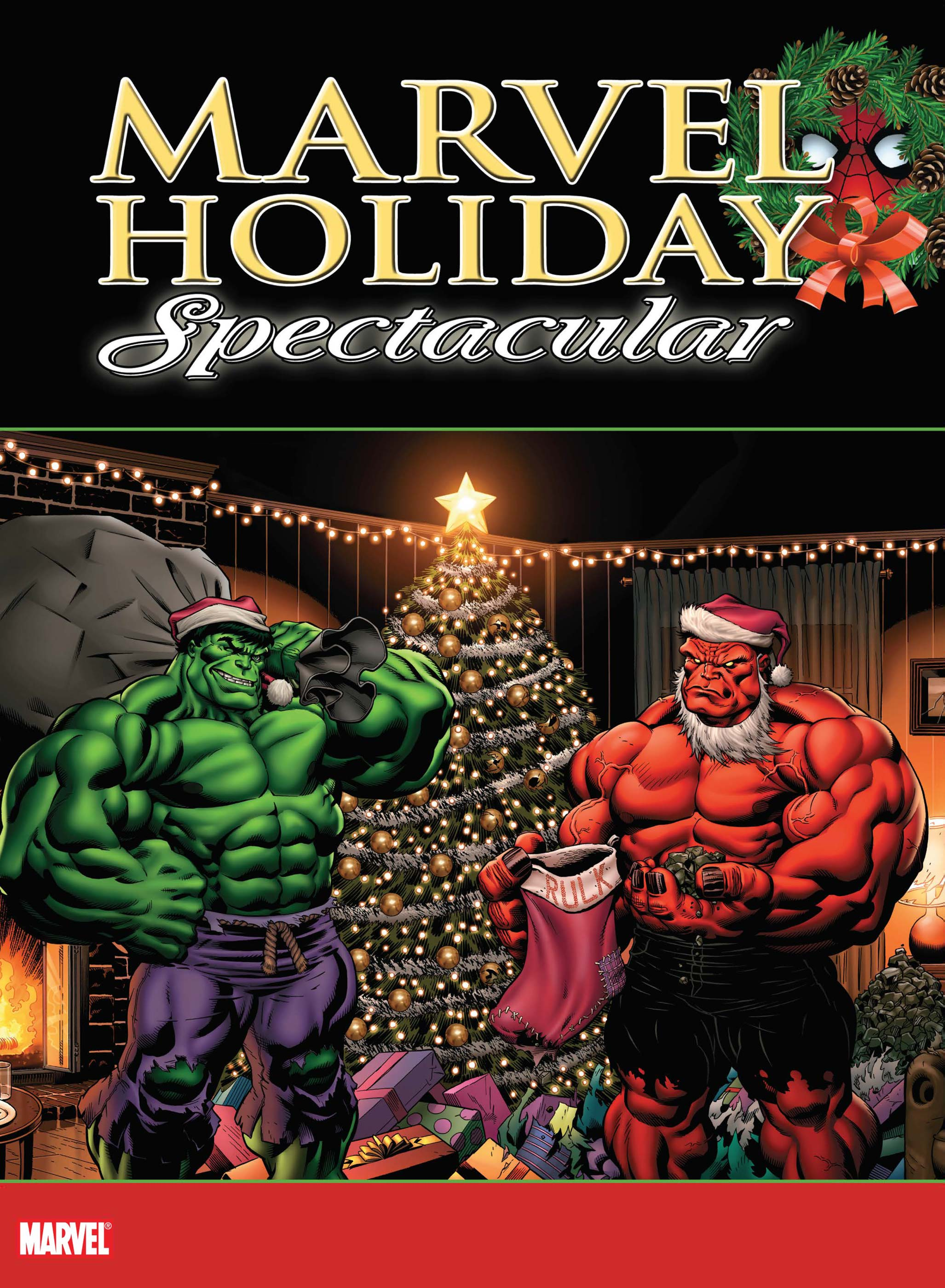 Marvel Holiday Spectacular (2009) #1