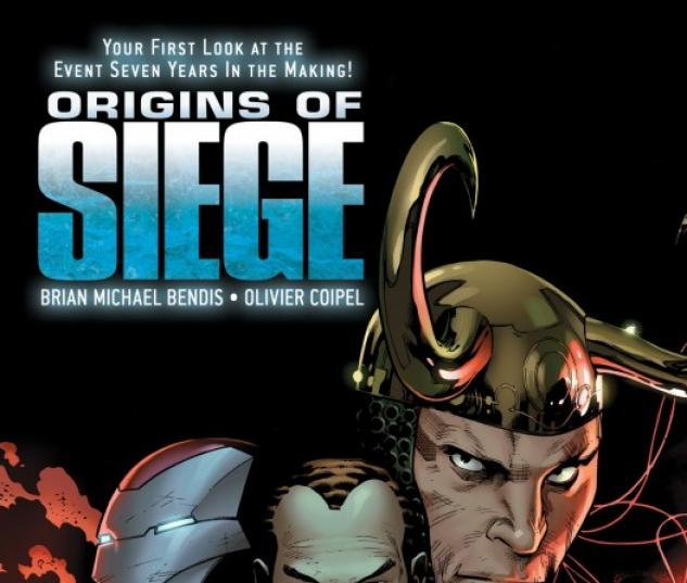 Origins of Siege (2009) #1