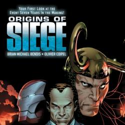 Origins of Siege (2009) #1
