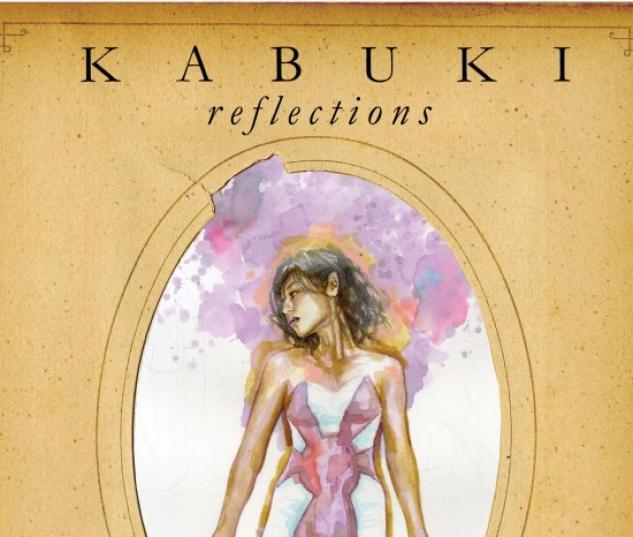 KABUKI REFLECTIONS #15