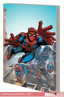 Essential Spider-Man Vol. 9 (Trade Paperback)