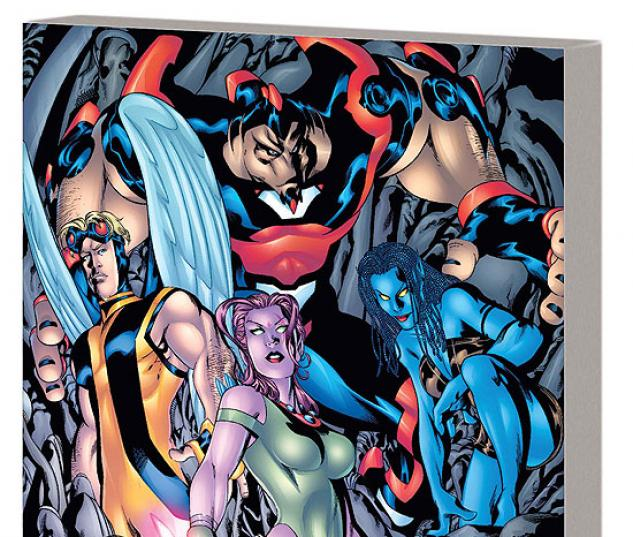 EXILES ULTIMATE COLLECTION BOOK 1 TPB #0