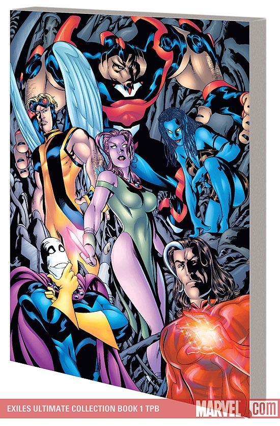 Exiles Ultimate Collection Book 1 (Trade Paperback)