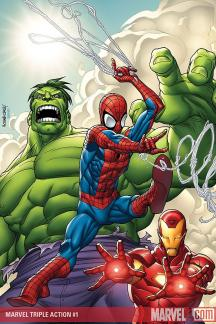 Marvel Triple Action (2009) #1