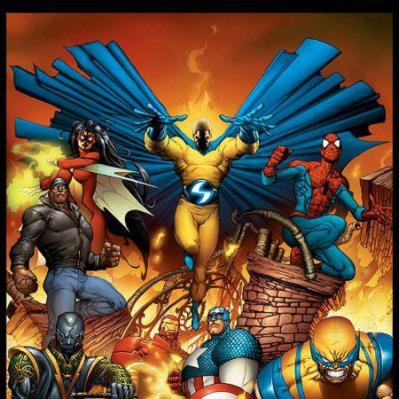 New Avengers Poster Book (2008)