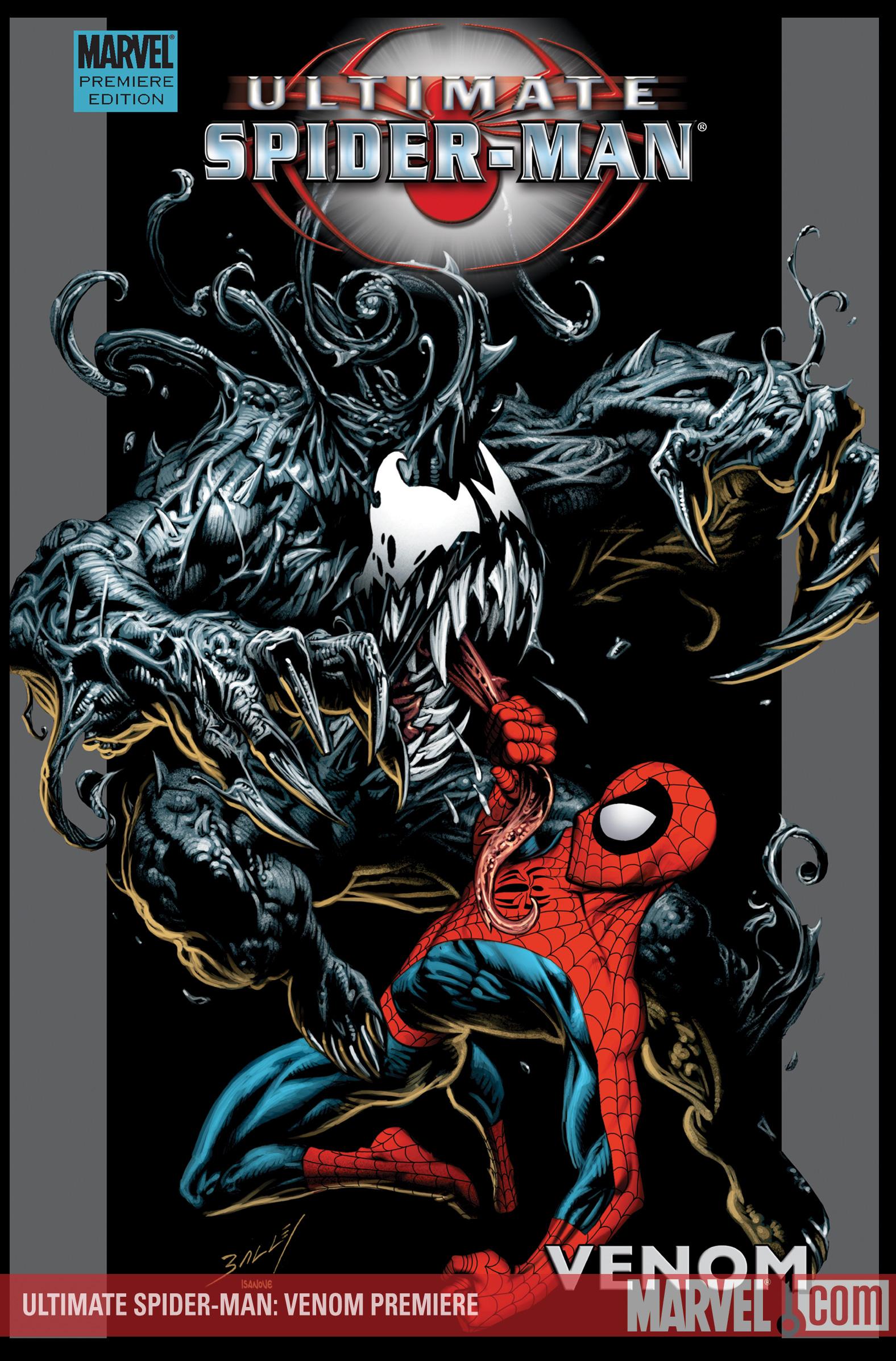 Ultimate Spider-Man Ve...