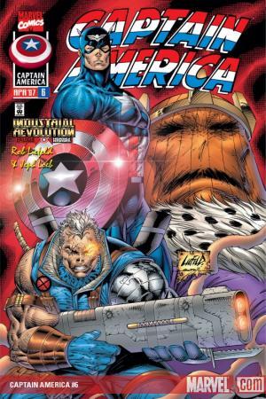 Captain America (1996) #6