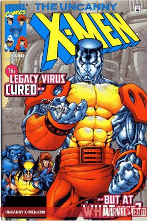 Uncanny X-Men (1963) #390