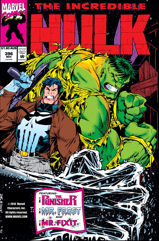 Incredible Hulk (1962) #396