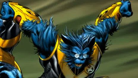 Marvel AR: Beast Character Bio