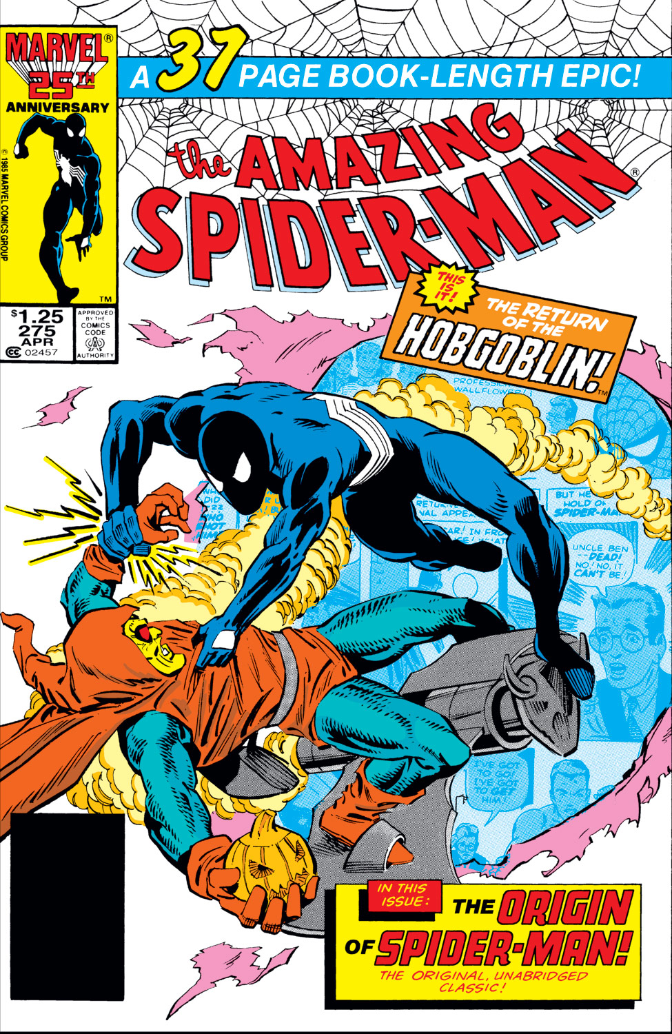 The Amazing Spider-Man (1963) #275