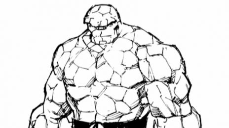 Marvel AR: Mark Bagley on Reed Richards