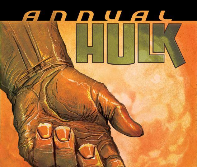 HULK ANNUAL 1 (WITH DIGITAL CODE)