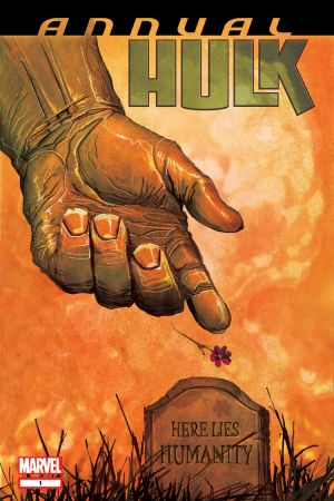 Hulk Annual (2014) #1