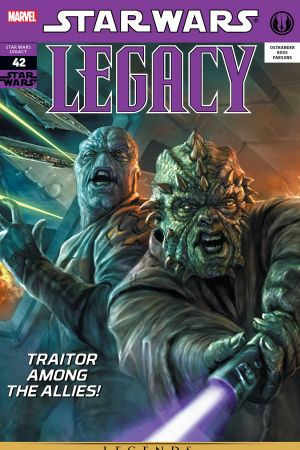 Star Wars: Legacy (2006) #42