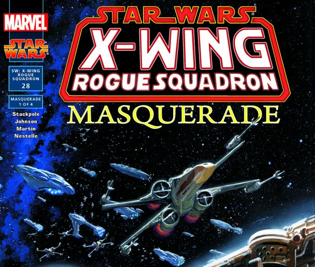 Star Wars: X-Wing Rogue Squadron (1995) #28