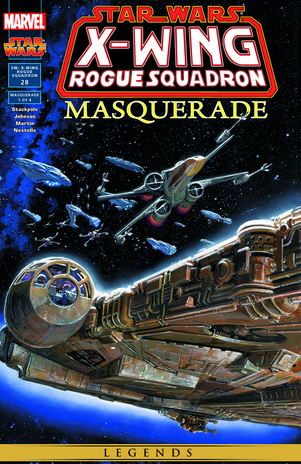 an analysis of star wars x wing rogue squadron a novel by michael a stackpole Rogue squadron (1996) is the first novel in the star wars: x-wing series it was written by michael a stackpole it is set at the beginning of the new republic era of the star wars universe and centers on the creation of a new rogue squadron by legendary rebel alliance pilot wedge antilles.