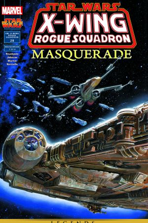 Star Wars: X-Wing Rogue Squadron #28