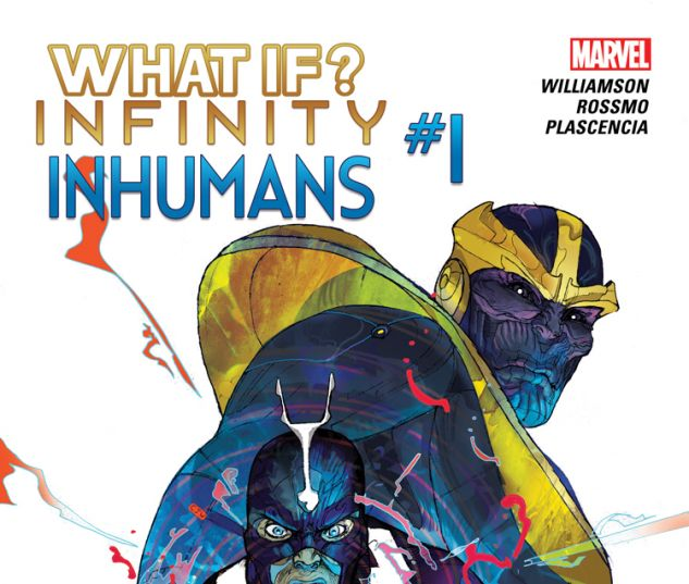 What If? Infinity - Inhumans
