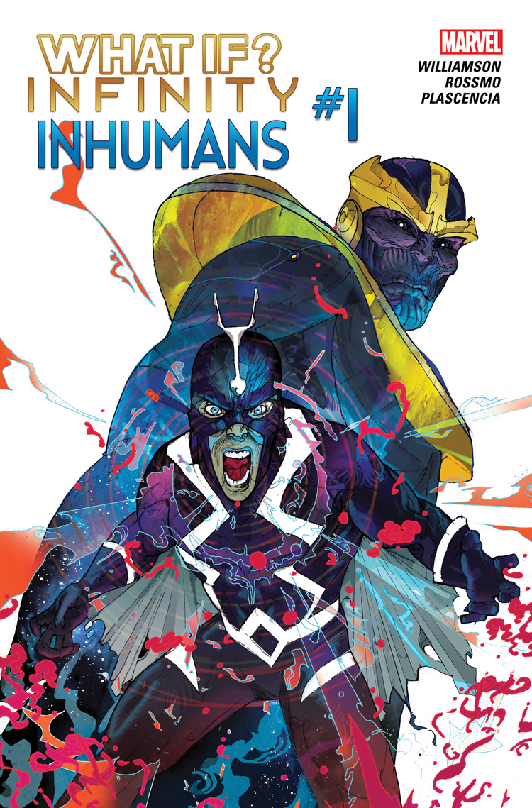 What If? Infinity- Inhumans (2015) #1