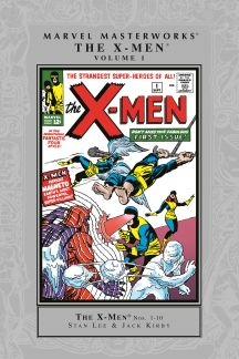 Marvel Masterworks: The X-Men Vol. 1 (Hardcover)