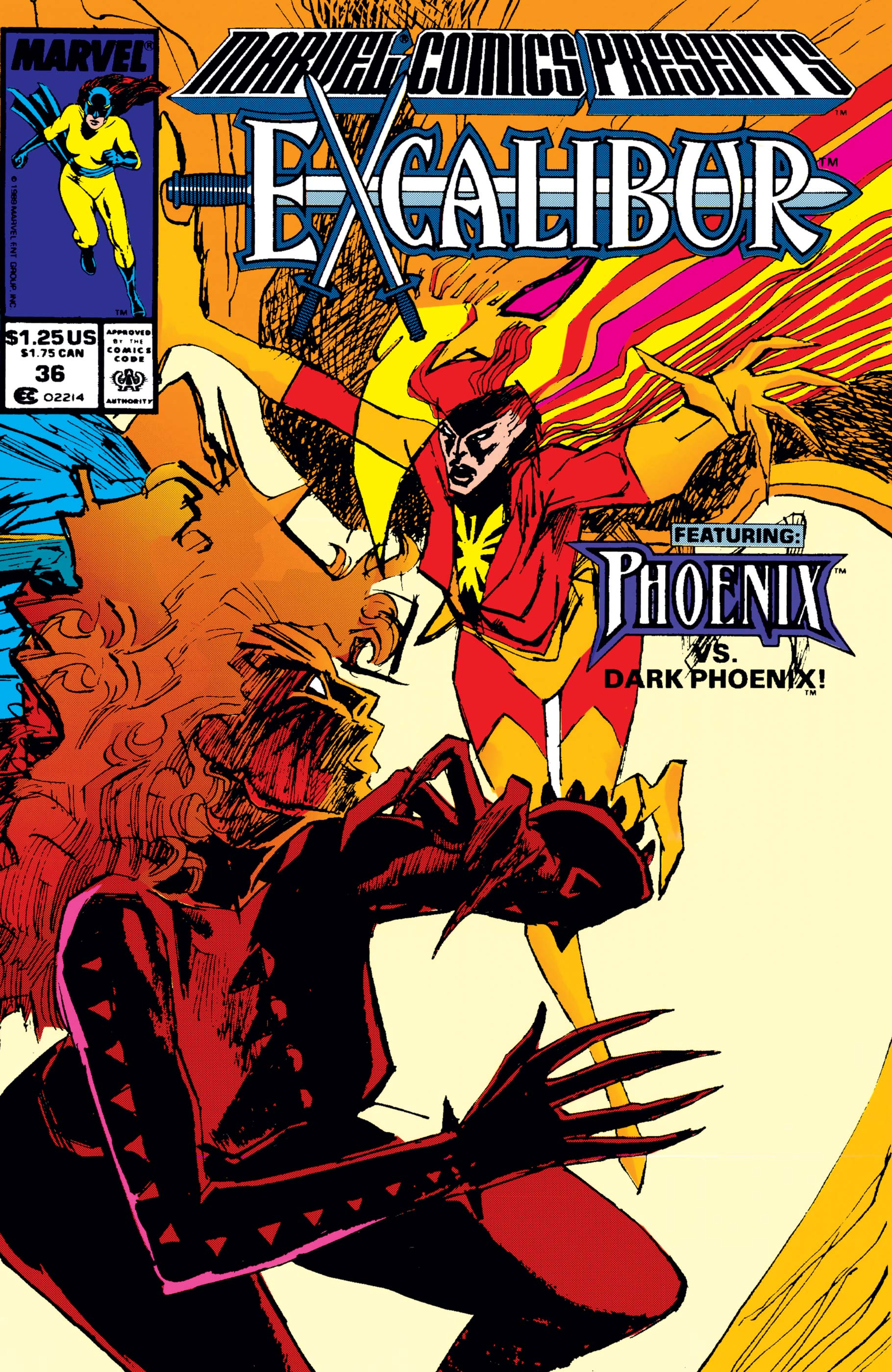 Marvel Comics Presents (1988) #36