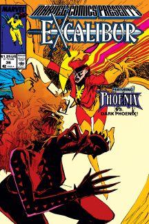 Marvel Comics Presents #36