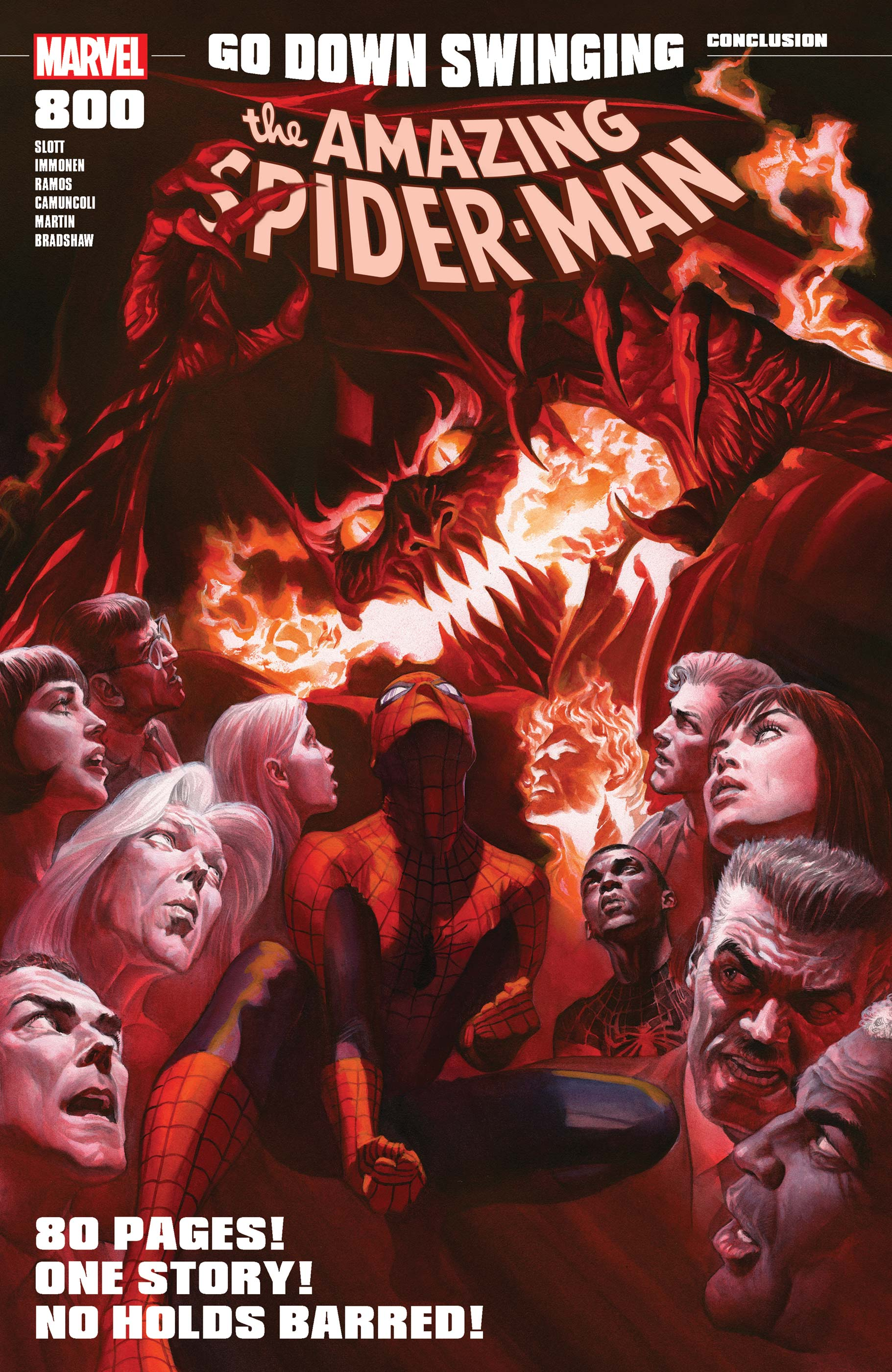 The Amazing Spider-Man (2015) #800