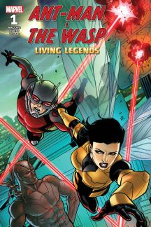 Ant-Man & the Wasp: Living Legends #1
