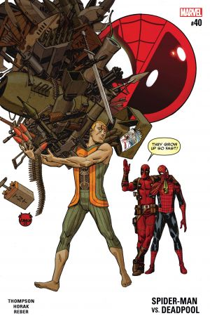 Spider-Man/Deadpool (2016) #40