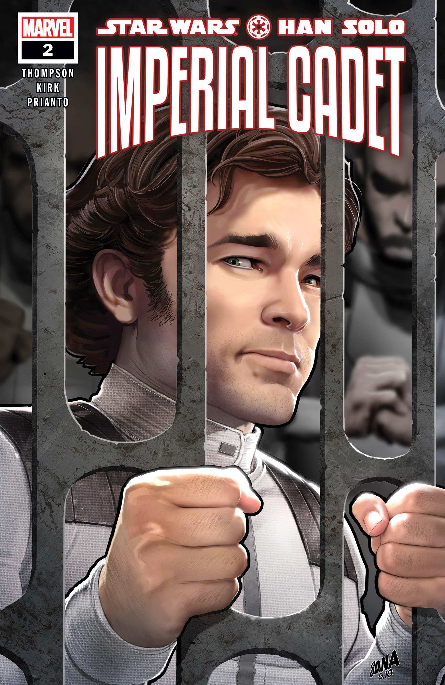 Star Wars: Han Solo - Imperial Cadet (2018) #2