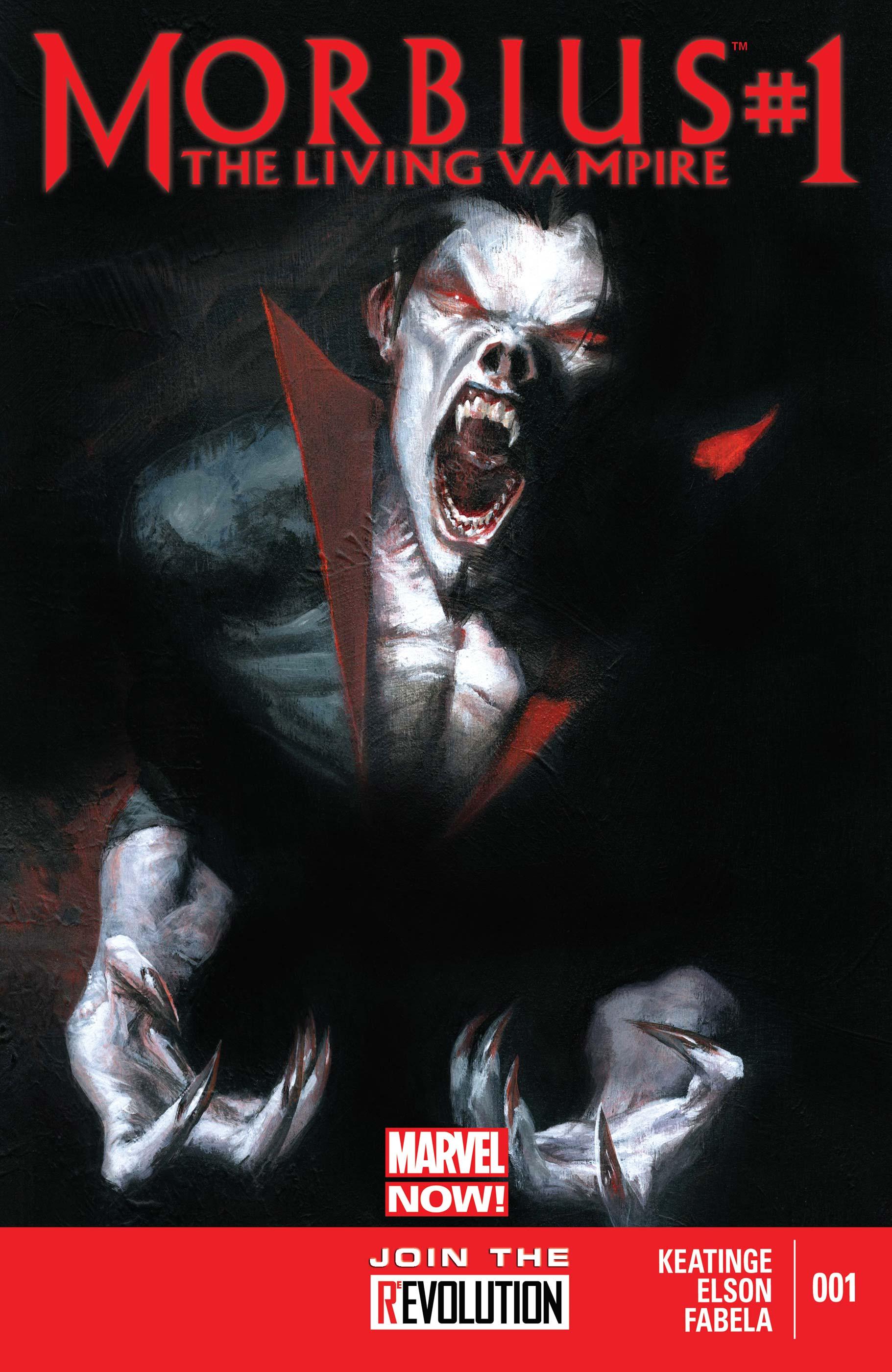 Morbius: The Living Vampire (2013) #1