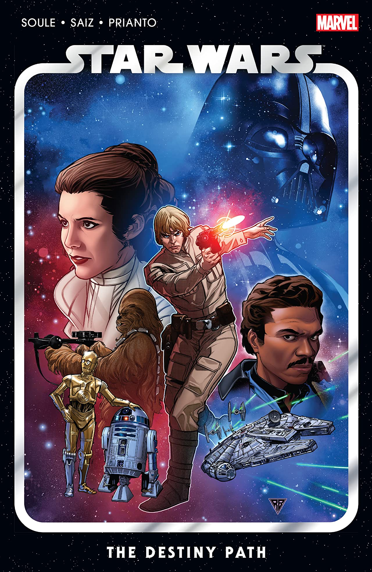 STAR WARS VOL. 1: THE DESTINY PATH TPB (Trade Paperback)