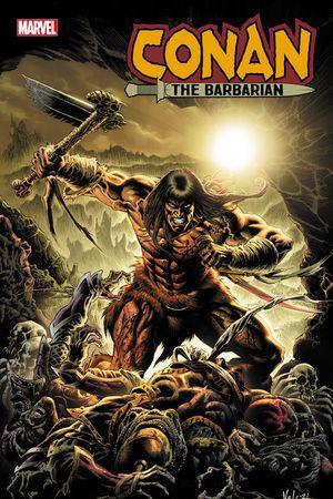 Conan the Barbarian (2019) #23 (Variant)