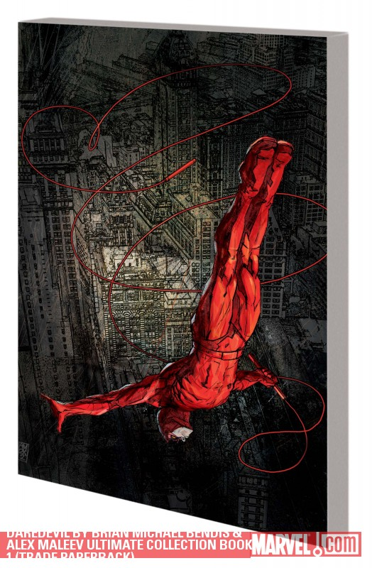 Daredevil by Brian Michael Bendis & Alex Maleev Ultimate Collection Book 1 (Trade Paperback)