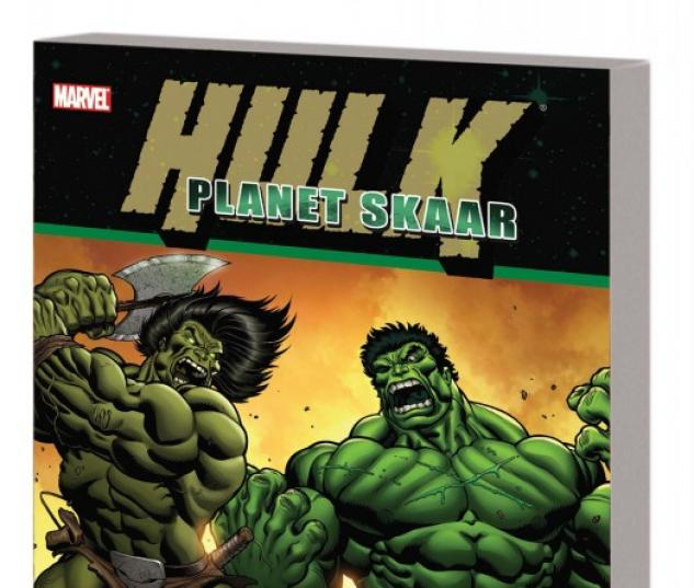 Hulk: Planet Skaar (Trade Paperback)